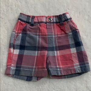The Childrens Place plaid shorts